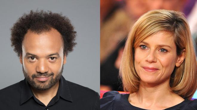 Barbaque : Fabrice Éboué et Marina Foïs en bouchers anti-vegans