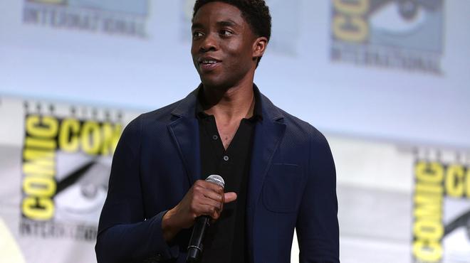 Chadwick Boseman, star de Black Panther, est décédé à 43 ans