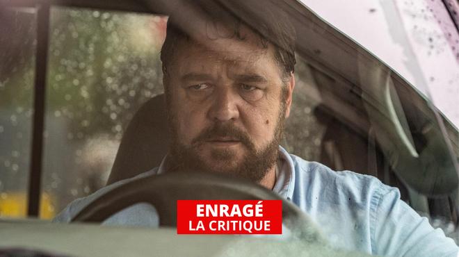 Enragé : un sale quart d'heure avec Russell Crowe