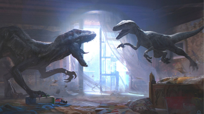 Jurassic World 3 : des dinosaures mythiques reviennent