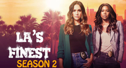 L.A.'s Finest : un trailer pour la saison 2 du spin-off de Bad Boys