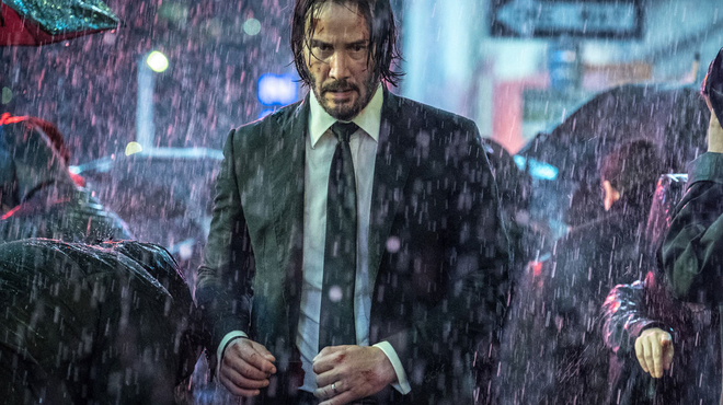 Lionsgate officialise John Wick 5