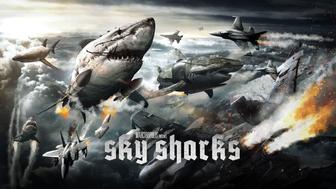Sky Sharks : le film se dévoile dans une bande-annonce totalement WTF