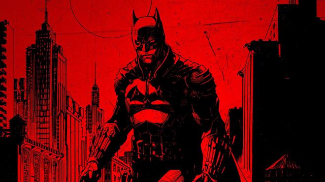 The Batman : Matt Reeves dévoile le logo du film et un concept art de Jim Lee