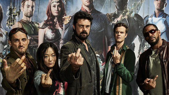 The Boys : un X-Men dans la saison 2