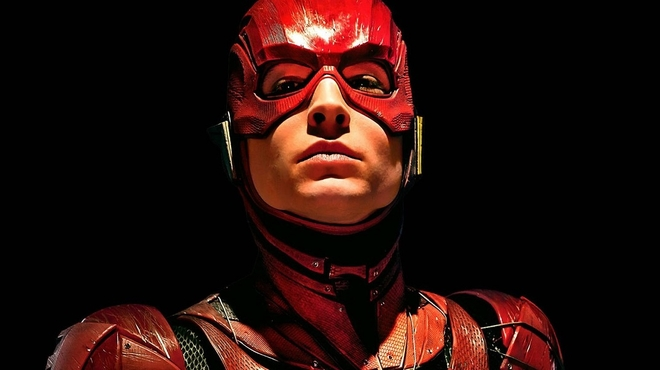The Flash : découvrez le nouveau costume de Barry Allen