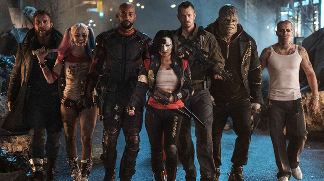 The Suicide Squad : James Gunn dévoile le logo du film