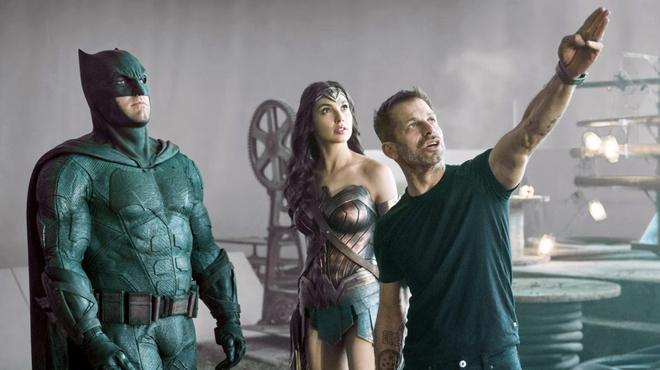 Zack Snyder dévoile quel est son super-héros préféré