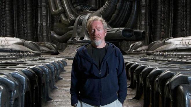 Alien : Ridley Scott se confie sur l'avenir de la franchise