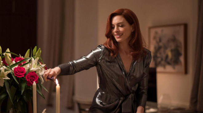 Anne Hathaway dans une comédie d'action située pendant le confinement ?