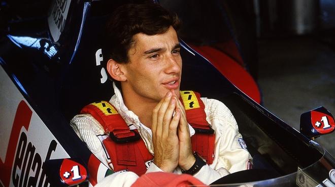 Ayrton Senna : Netflix annonce une série sur le pilote de F1