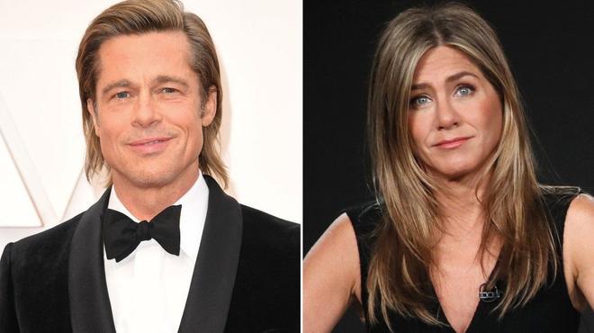 Brad Pitt et Jennifer Aniston se sont retrouvés le temps d'une vidéo