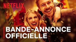 Holidate : une bande-annonce pour la comédie romantique Netflix avec Emma Roberts