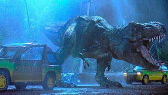 Jurassic Park : le T-Rex était en fait très éloigné de la version de Spielberg