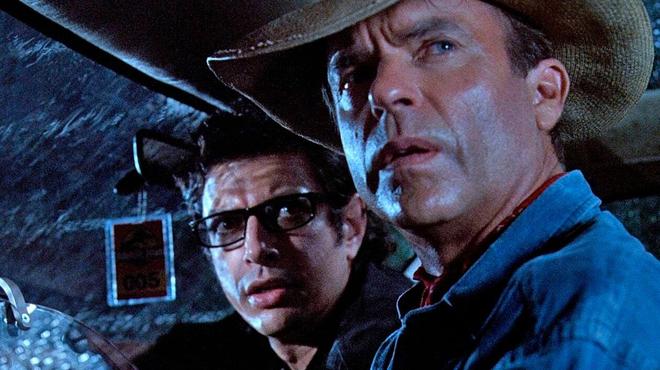 Jurassic World Dominion : Sam Neill et Jeff Goldblum célèbrent leurs retrouvailles en chanson
