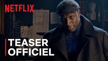 Lupin : Netflix dévoile le teaser de la série avec Omar Sy