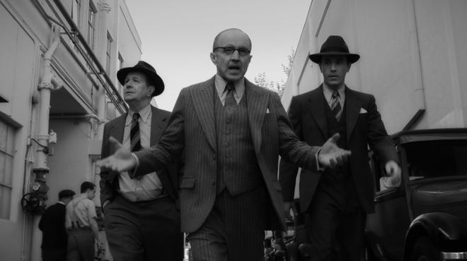 Mank : premières images du nouveau David Fincher sur Netflix