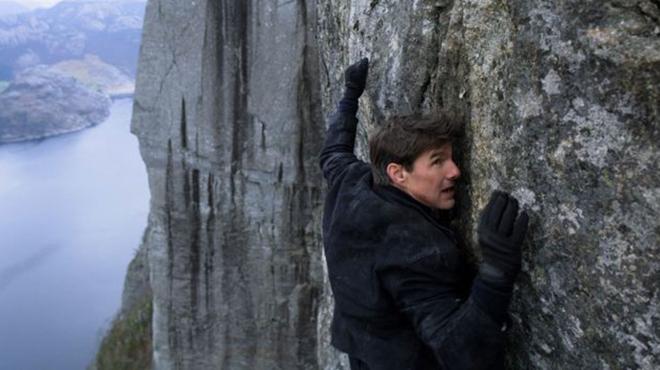 Mission Impossible 7 : une cascade folle teasée dans une nouvelle image