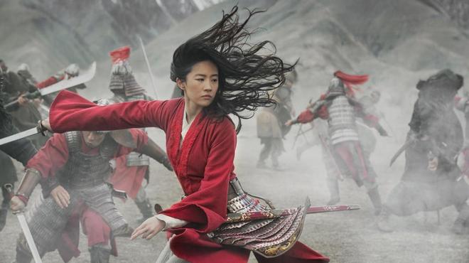 Mulan fait des meilleurs résultats financiers que Tenet