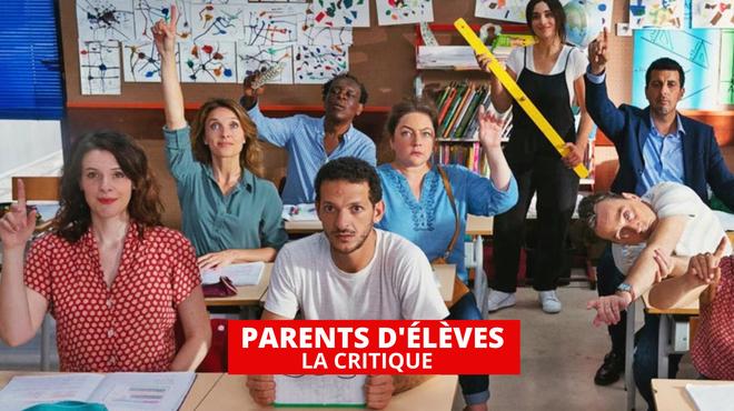 Parents d'élèves : Vincent Dedienne en glandeur attachant