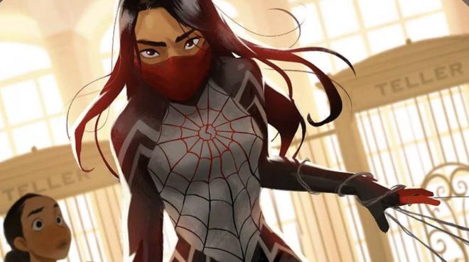 Spider-Man : une série sur Silk en préparation