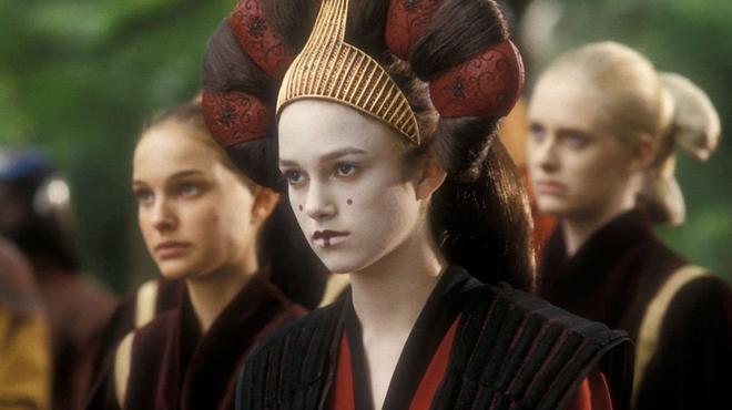 Star Wars : Keira Knightley ne se souvient pas de son personnage dans la prélogie