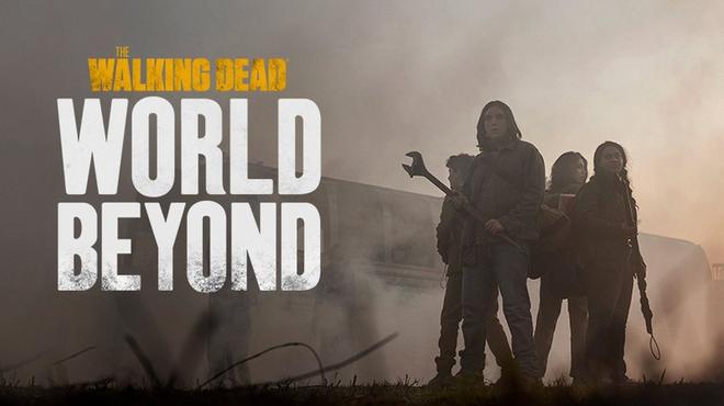 The Walking Dead World Beyond : de nouvelles images inédites