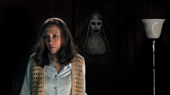 Conjuring 2 : James Wan dévoile à quoi aurait dû ressembler le démon du film