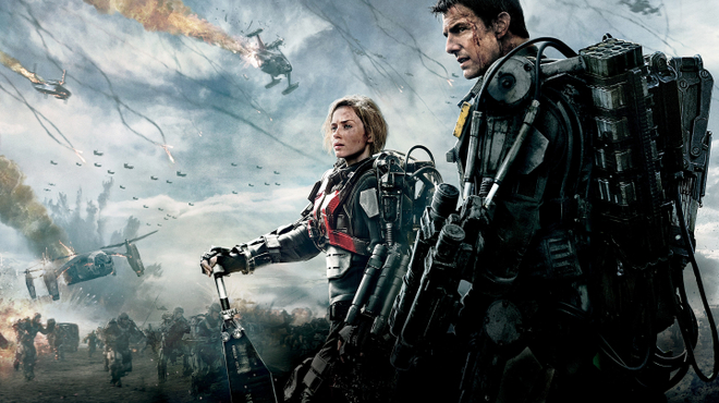 Edge of Tomorrow : un tournage super physique à cause des exosquelettes