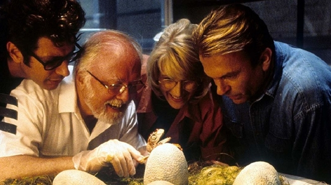 Jurassic World 3 : Sam Neill, Laura Dern et Jeff Goldblum rendent hommage à Richard Attenborough