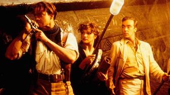 La Momie sur Amazon Prime Video : Brendan Fraser (Rick O'Connell) a failli mourir sur le tournage
