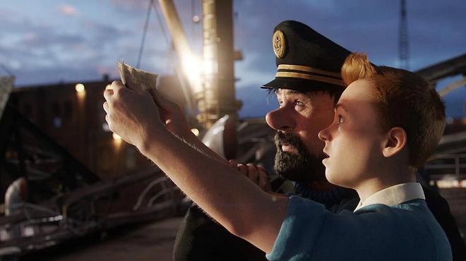 Les Aventures de Tintin, Le Secret de La Licorne sur Netflix : saviez-vous qu'Hergé apparaît dans le film ?