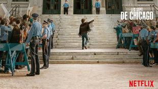 Les Sept de Chicago sur Netflix : découvrez les différences marquantes entre le film et le véritable procès