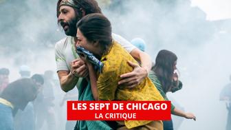 Les Sept de Chicago : une implacable charge politique signée Aaron Sorkin