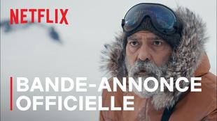 Minuit dans l'Univers : un trailer pour le film de science-fiction de et avec George Clooney