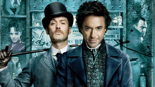Sherlock Holmes : Robert Downey Jr veut lancer un univers étendu
