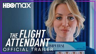 The Flight Attendant : un trailer pour la série HBO Max avec Kaley Cuoco