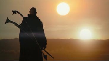 The Mandalorian saison 2 : qui est le personnage que l'on voit à la fin du premier épisode ?