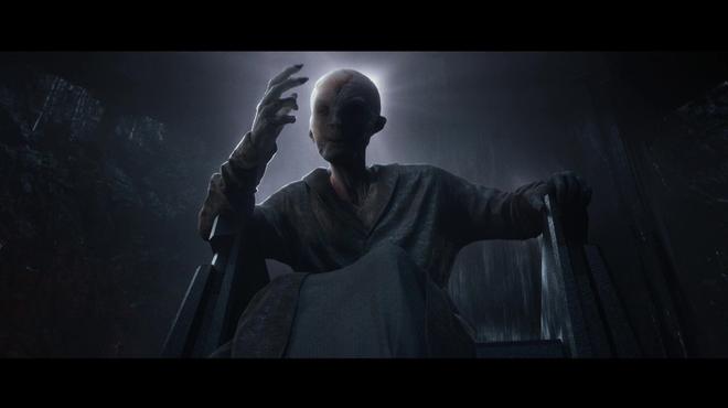The Mandalorian : Snoke a-t-il été créé grâce à Baby Yoda ?