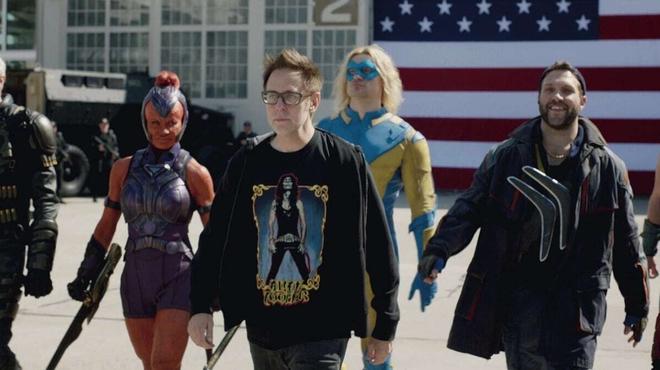 The Suicide Squad : découvrez la première image officielle de la nouvelle équipe