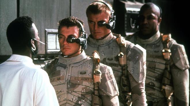 Universal Soldier sur Amazon Prime Video : une bagarre entre Jean-Claude Van Damme et Dolph Lundgren a lancé le film