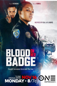 Blood on Her Badge