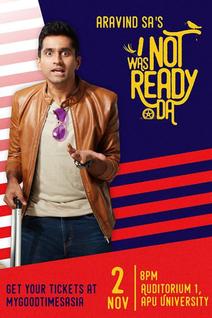 Aravind SA - I Was Not Ready Da