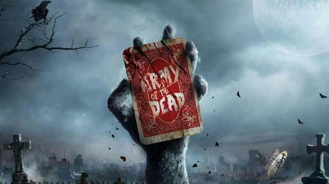 Army of the Dead sur Netflix : les zombies de Zack Snyder seront très réalistes