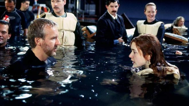 Avatar 2 : Kate Winslet parle de James Cameron et de sa scène tournée en apnée