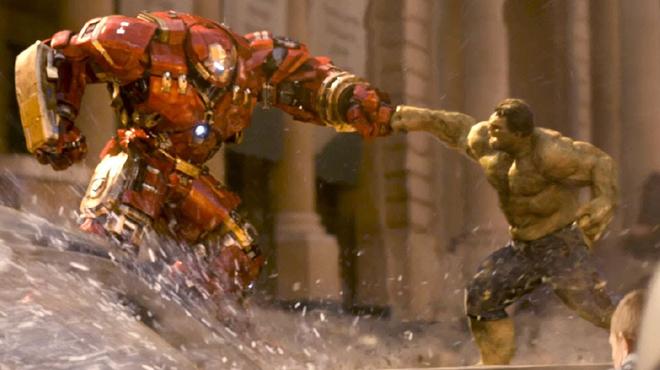 Avengers l'ère d'Ultron : pourquoi Hulk perd son combat contre Iron Man ?