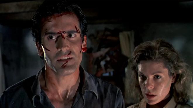Evil Dead : les balles tirées au fusil dans le film étaient des vraies !