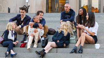 Gossip Girl : les premières images du reboot font référence à la série originale