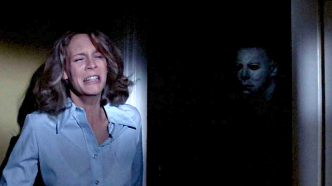 Halloween, La nuit des masques : des débuts violents et difficiles pour Jamie Lee Curtis