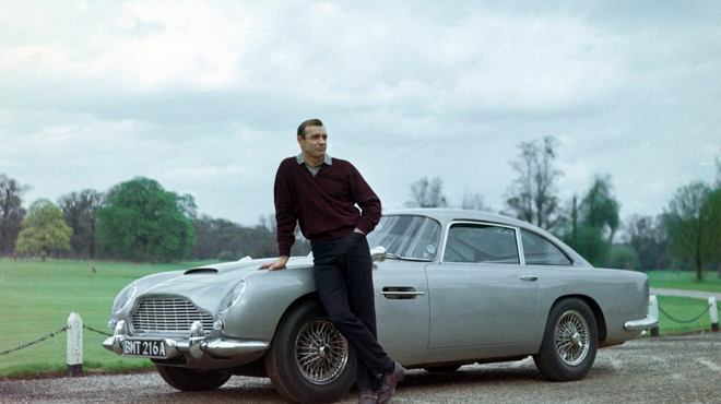 James Bond : la performance unique de Sean Connery